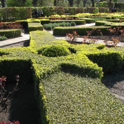 Rosenborg Castle's gardens