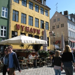 Nyhavn. What, you had guessed?